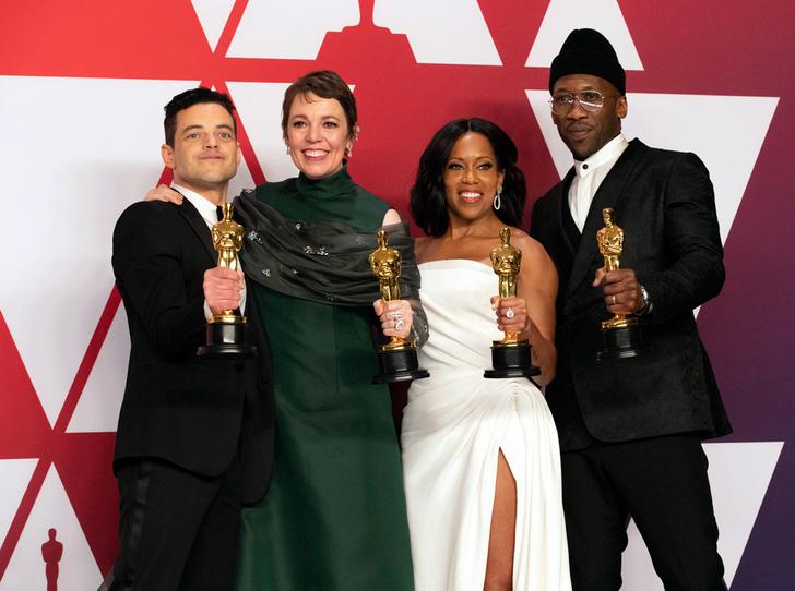 Фото №1 - Как прошел самый тоскливый «Оскар» в современной истории (и кто взял главные награды)