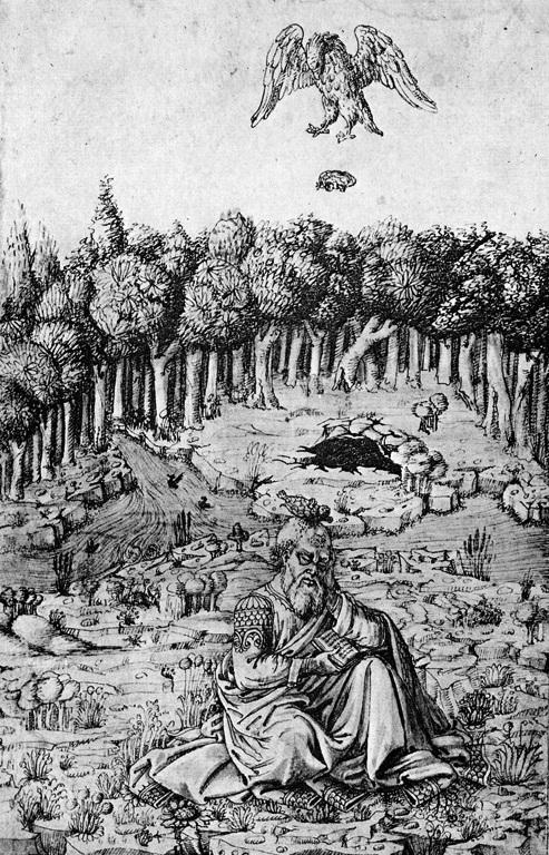 Фото №2 - «Я ухожу, ухожу красиво»: 5 необычных смертей из истории и мифов и их реальные аналоги