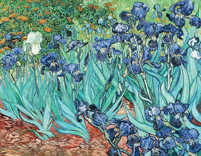 Фото №1 - Любовь к ирисам: аромат Iris Celadon от Armani/Prive