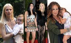 Смотреть Русалочку, часто моргать, менять одежду: 7 странных правил, которые Мадонна, Найтли и другие звезды ввели для своих детей