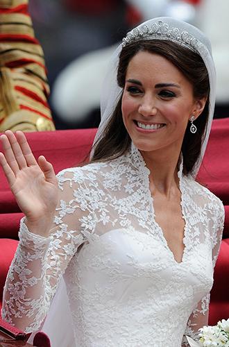 Фото №3 - Факты о свадьбе Кейт Миддлтон и принца Уильяма, о которых вы могли не знать