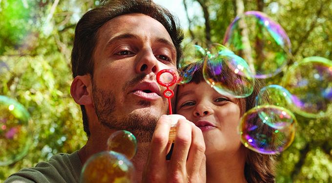 «Маленькие истории — Большое счастье» — продолжение кампании «Kinder® — A Little A Lot»