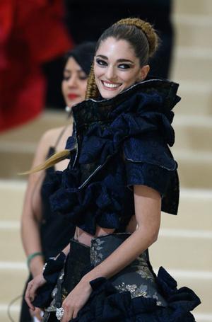Фото №11 - MET Gala 2017: кто рискнул соблюсти дресс-код бала