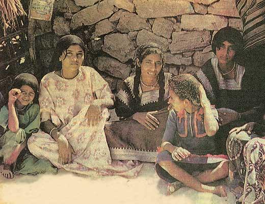 Фото №1 - Бедуины живут в горах