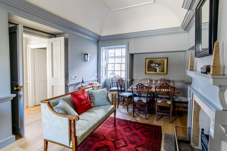 Фото №2 - Яркий гостевой дом в Эдинбурге