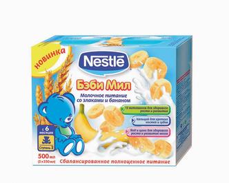 Фото №2 - Хитрые компоненты детского питания