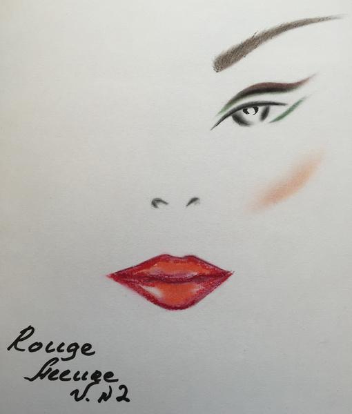 Фото №3 - Как перестать бояться красной помады: инструкция от визажиста Chanel