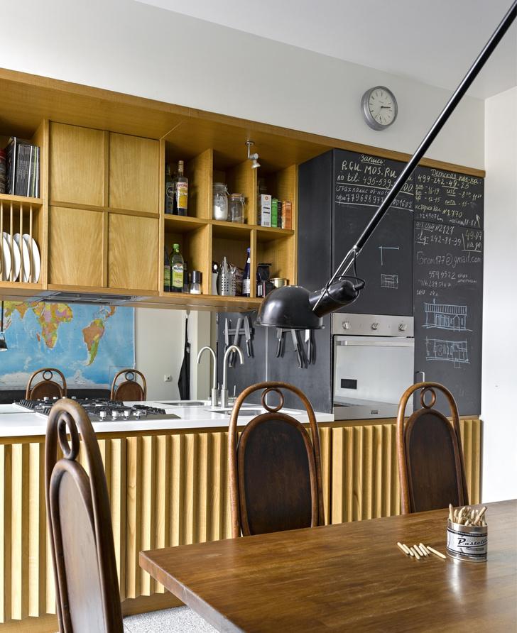 Фото №7 - Самые красивые комнаты за 20 лет: кухни-столовые