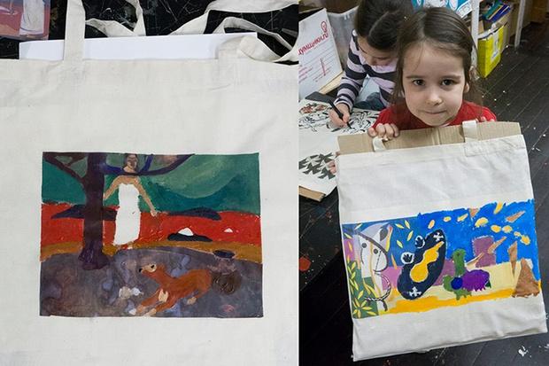 Фото №7 - Интересные мастер-классы для детей к 23 февраля и 8 марта
