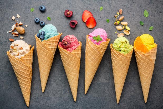 можно ли есть мороженое в жару