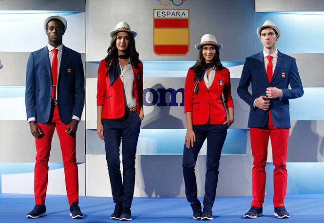 Фото №21 - От Лубутена до H&M: самая обсуждаемая форма олимпийцев-2016