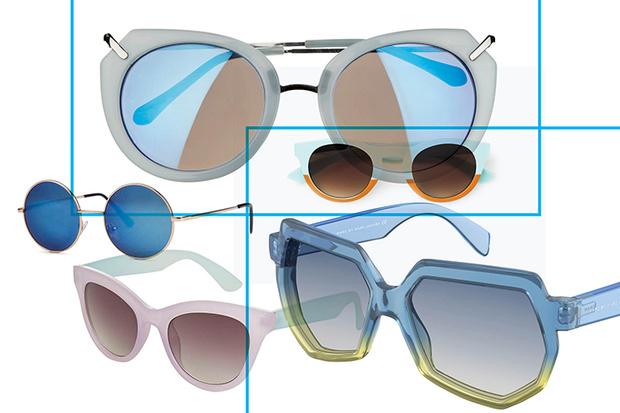 Фото №2 - Топ-30: Солнцезащитные очки