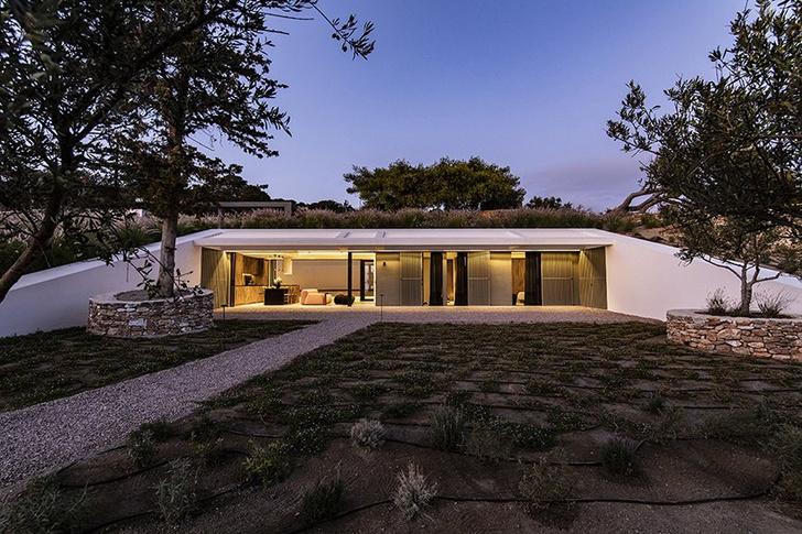 Фото №1 - «Секретный дом» на греческом острове Парос