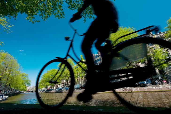 Фото №9 - Звенья одной цепи: Как голландцы заново изобрели велосипед