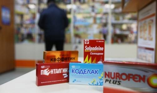 Фото №1 - Выручка от продажи кодеинсодержащих препаратов снизилась наполовину