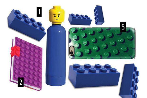 Фото №2 - Топ-10: Вещи из Lego