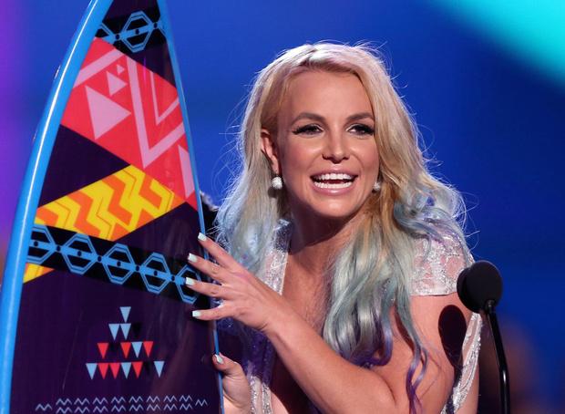 Бритни Спирс Teen Choice Awards 2015