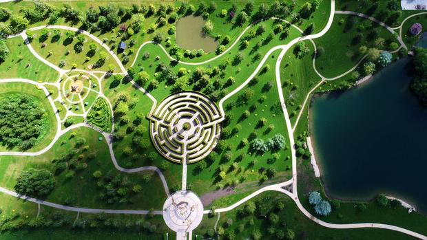 Фото №24 - Венеция, Англия, Восток: 5 садов Millennium Park