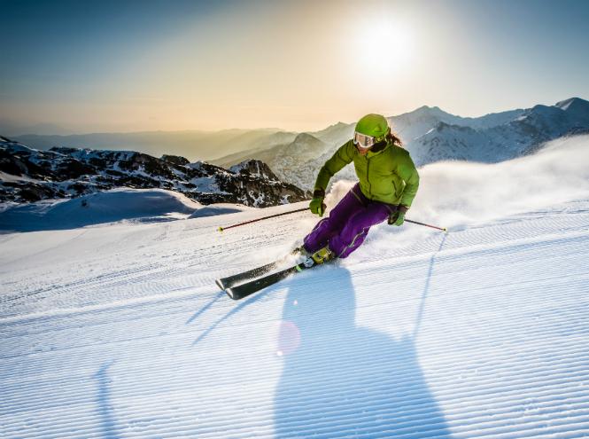 Фото №1 - Активная зима: как быстро научиться зимним видам спорта?