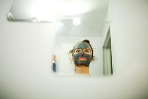 маска из желатина для лица от угрей