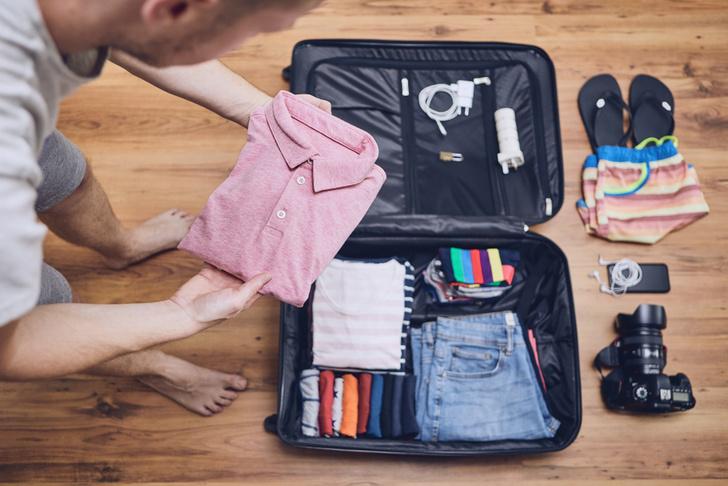 Фото №5 - Вместить нельзя оставить: полезные лайфхаки для маленького чемодана