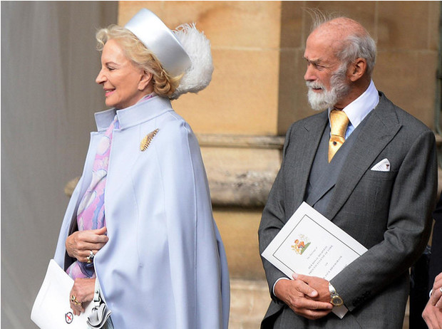 Фото №19 - Виндзорская нахалка: гордость и предубеждение принцессы Майкл Кентской