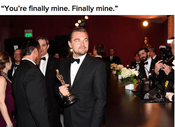Фото №8 - Кто снова забрал «Оскар» у Леонардо Ди Каприо?