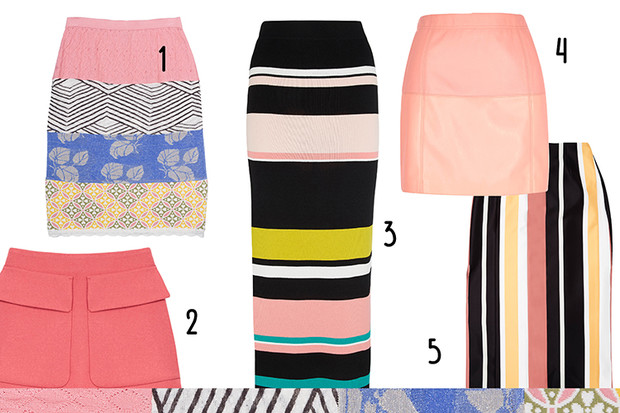 Фото №1 - Топ-15: Весенние юбки