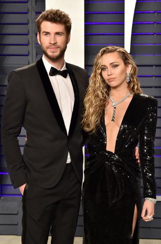 Фото №6 - Самые стильные звездные пары на вечеринке Vanity Fair-2019