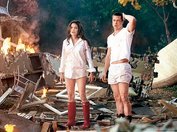 Анджелина Джоли и Брэд Питт: история любви