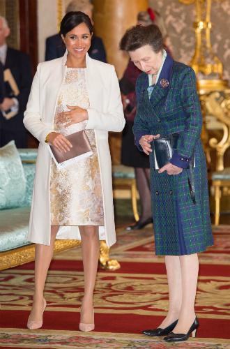 Фото №4 - Герцогиня Меган стала влиятельнее герцогини Кейт
