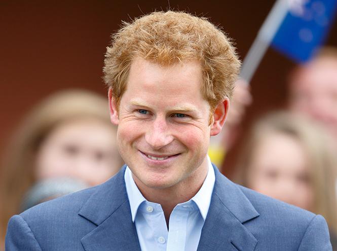 Фото №1 - Принц Гарри не сможет быть на крестинах принцессы Шарлотты