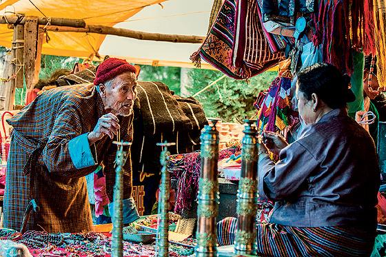 Фото №6 - Свобода под надзором: репортаж из Бутана