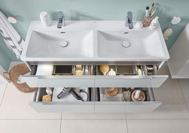 Фото №2 - Ванная комната для всей семьи: эргономичные решения