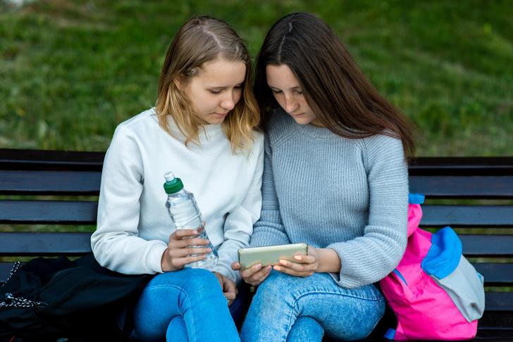 Дети, соцсети, интернет, общение, родители, телефон, смартфон, психология
