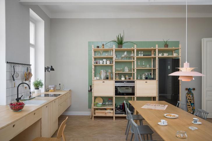 Фото №6 - Квартира для пары велосипедистов в Вене