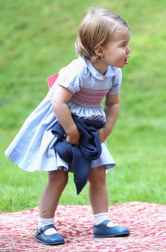 Фото №18 - Принцесса Шарлотта на своем первом светском мероприятии в Канаде