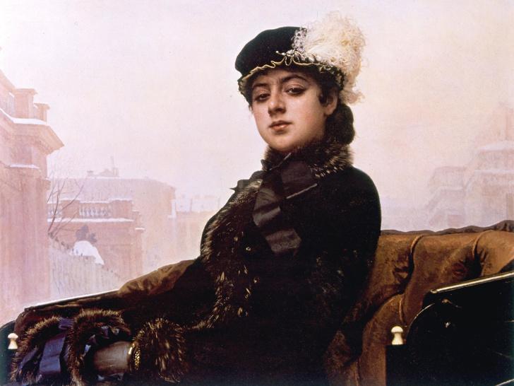 Фото №1 - Самый загадочный портрет русской живописи: кем была девушка с картины «Неизвестная»