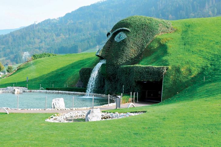 Фото №1 - 21 самый необычный фонтан мира