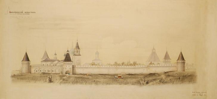 Фото №1 - Экспозиция «Калязин. Фрески затопленного монастыря» в МУАРе