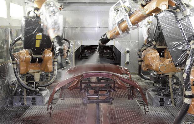 Фото №3 - Lexus: легенда о 47 такуми