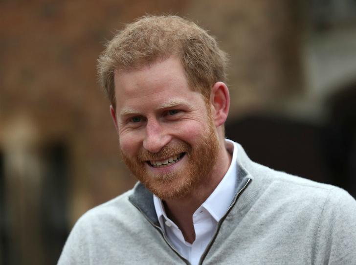 Фото №1 - Принц Гарри рассказал, как он чувствует себя в роли отца