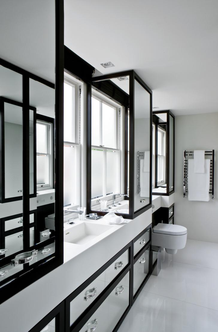 Фото №7 - Ванная комната в классическом стиле: 12 проектов с комментариями дизайнеров