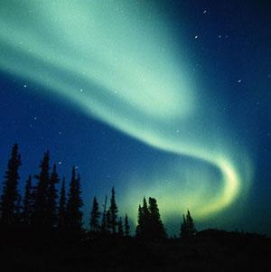 Фото №1 - Новые тайны северного сияния