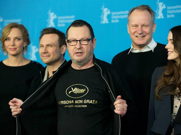 Фото №11 - Канны с перцем: самые громкие курьезы и скандалы в истории кинофестиваля