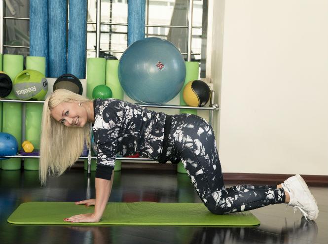 Фото №4 - 10 минутный комплекс упражнений для тех, у кого нет времени на спорт