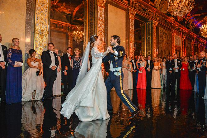 Фото №5 - Первый свадебный танец: маленькая история любви