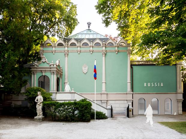 Фото №1 - Павильон России на Венецианской биеннале будет реконструирован
