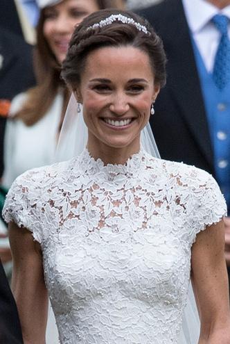 Фото №9 - Две невесты: Пиппа Миддлтон vs Кейт Миддлтон