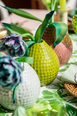 Фото №7 - Украшаем стол к Пасхе: идеи декора от Анны Муравиной